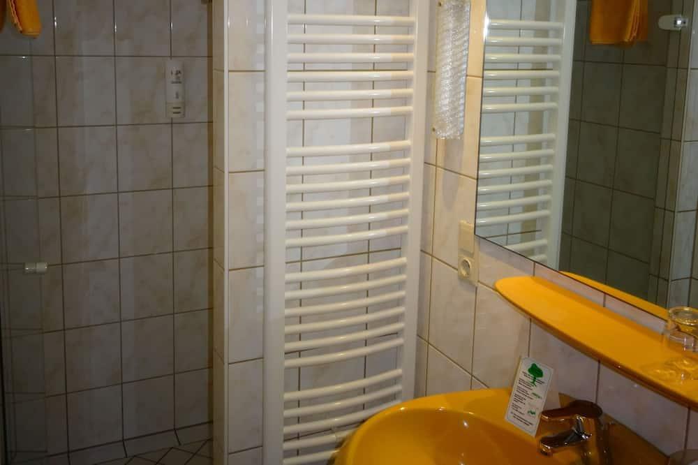Comfort tweepersoonskamer (I) - Badkamer