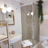 Room, Balcony (Portarotese) - Bathroom