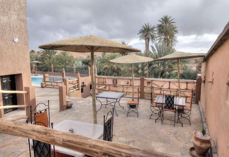 Riad Dar Bab Todra, Tinghir, Terras