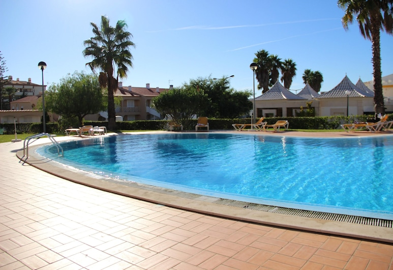 Apartment With one Bedroom in Vilamoura, With Private Pool, Enclosed Garden and Wifi - 2 km From the Beach, Vilamoura