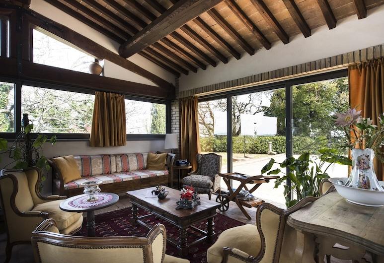 Podere Vitiano, Castel Viscardo, Vila typu Exclusive, 4 spálne, súkromný bazén, výhľad na záhradu, Obývacie priestory