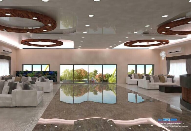 JK Rooms 125 Hotel Mariya International, Gaya