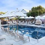 Appart'hôtel, plusieurs lits (Sunshine on Tybee) - Piscine