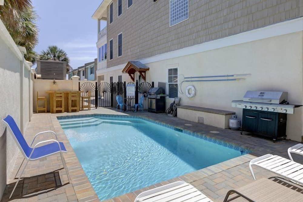 Huis, Meerdere bedden (Queen Bee) - Zwembad