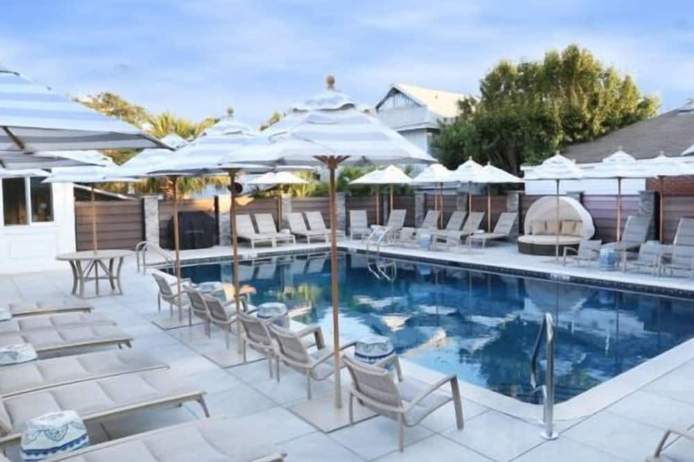 獨棟房屋, 1 張特大雙人床 (Jones Street Retreat) - 游泳池