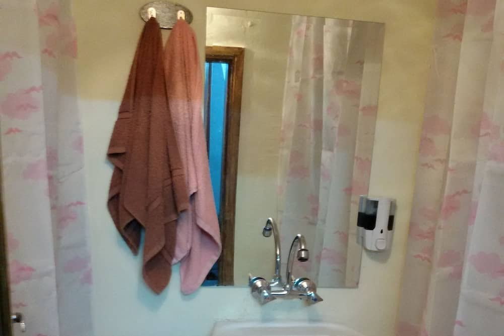 ベーシック ダブルルーム シティビュー - バスルームのシンク