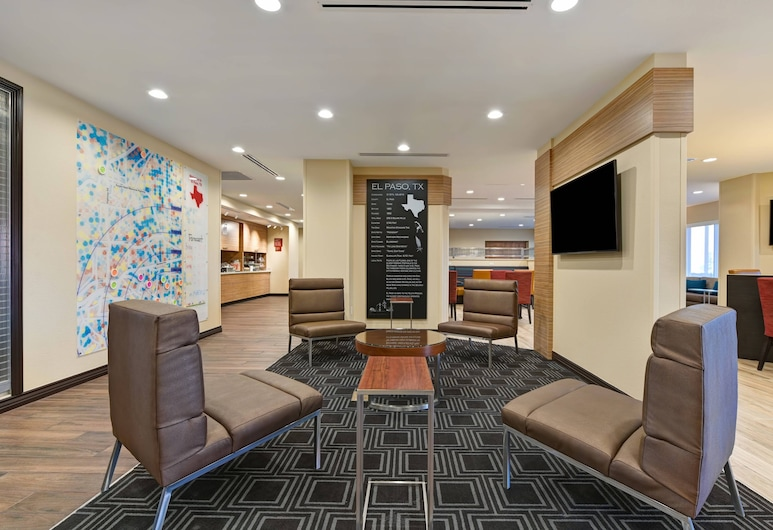 TownePlace Suites by Marriott El Paso East/I-10, El Paso, Lobby