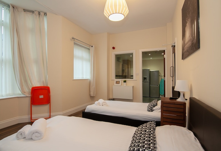Franks Serviced Accommodation, Liverpool, Habitación