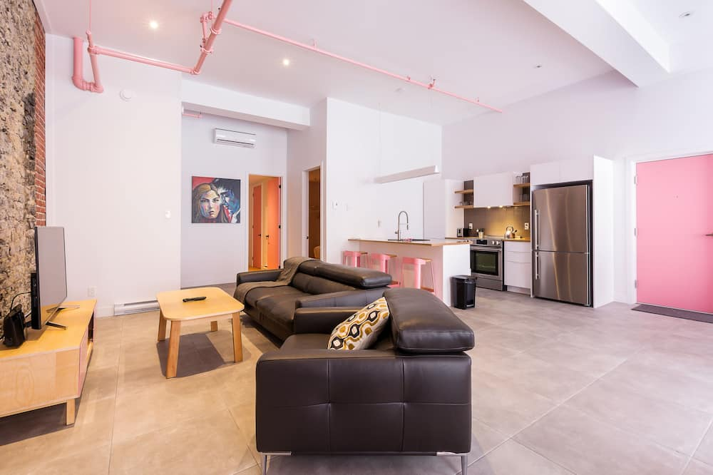 ลอฟท์, 2 ห้องนอน (SR101) - พื้นที่นั่งเล่น