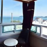 Habitación de luna de miel, vista al mar - Vista al balcón