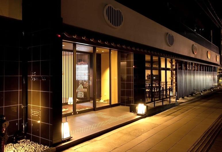 교토 크리스탈 호텔 III, Kyoto, 호텔 정면 - 저녁/밤