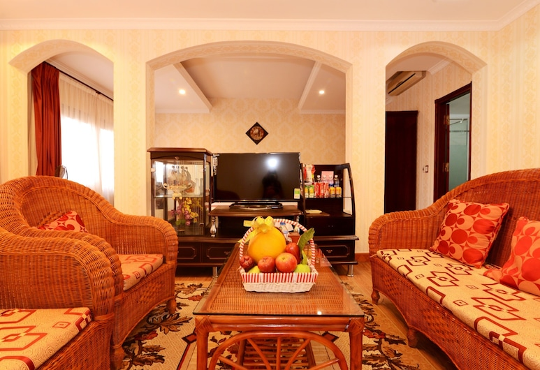 Khách sạn Đông Dương, Thái Nguyên, VIP Room, Phòng