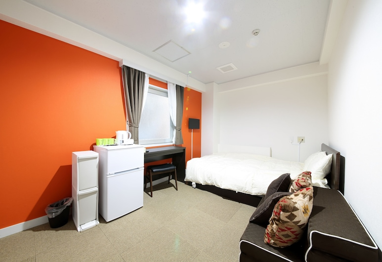 エクセゾン巣鴨 401, 豊島区, ベーシック アパートメント ベッド (複数台) 禁煙, 部屋