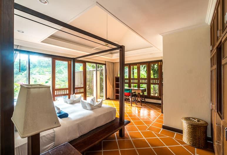 Nakatani Villas By Lofty, Kamala, 2 Bedrooms Villa, Room