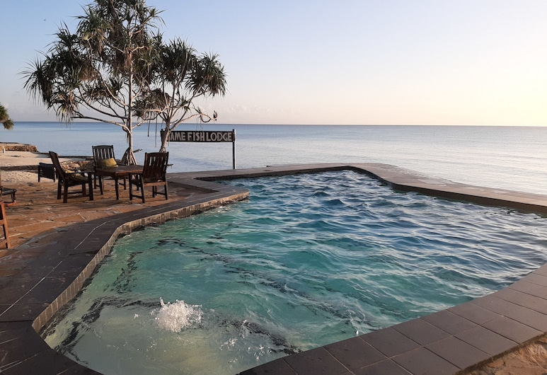 Game Fish Lodge, Nungwi, Outdoor Pool