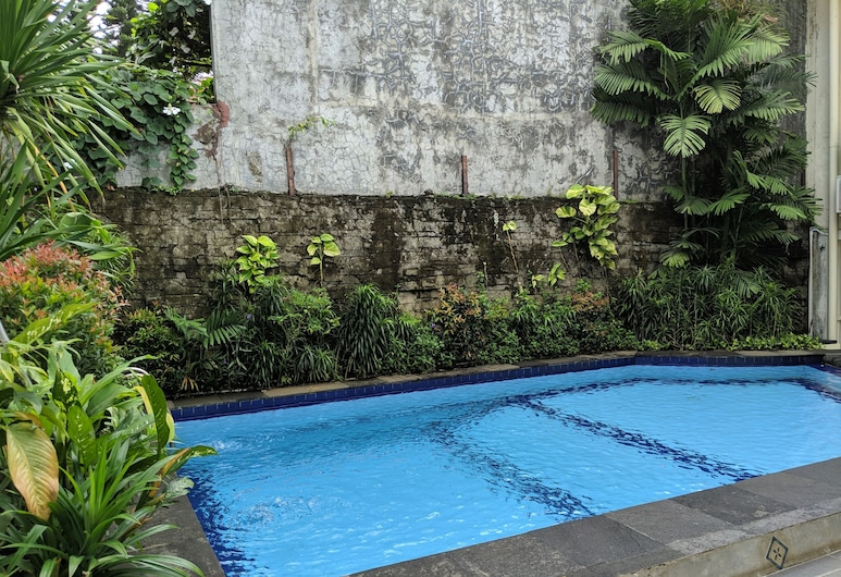 My Home by FLAT06, Jakarta, Outdoor Pool