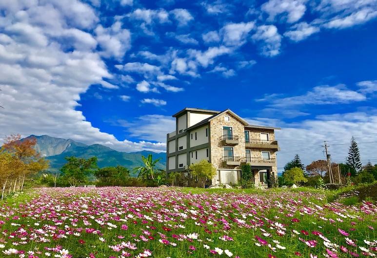 Floral Land B&B, Shoufeng, Pročelje hotela