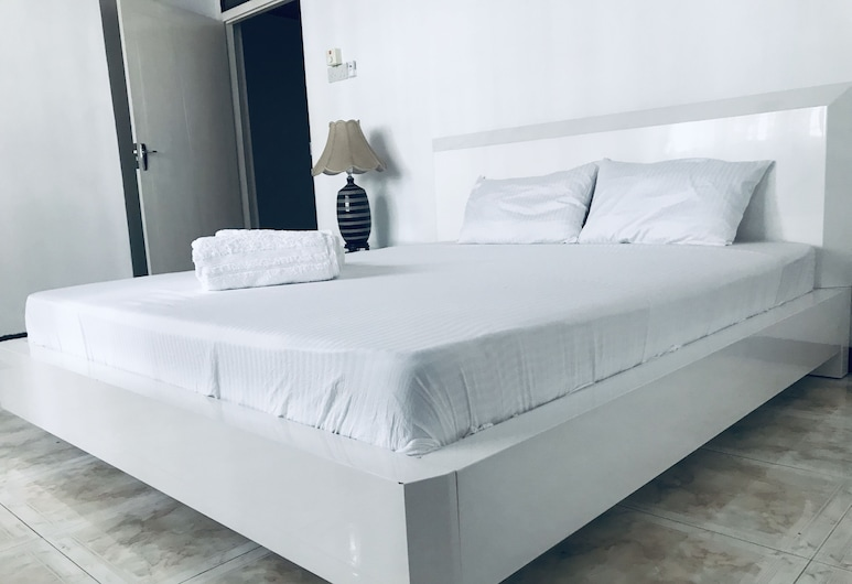 The Colombo Seven, Colombo, White Sapphire, Guest Room
