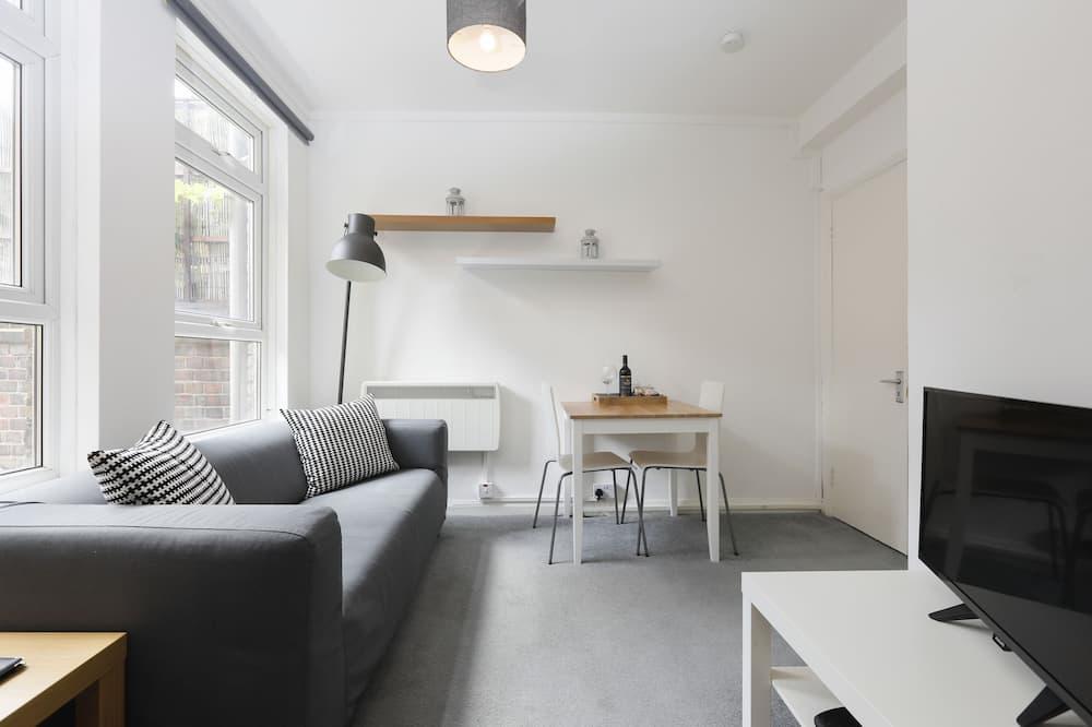 公寓, 1 張標準雙人床及 1 張梳化床, 無障礙 - 特色相片