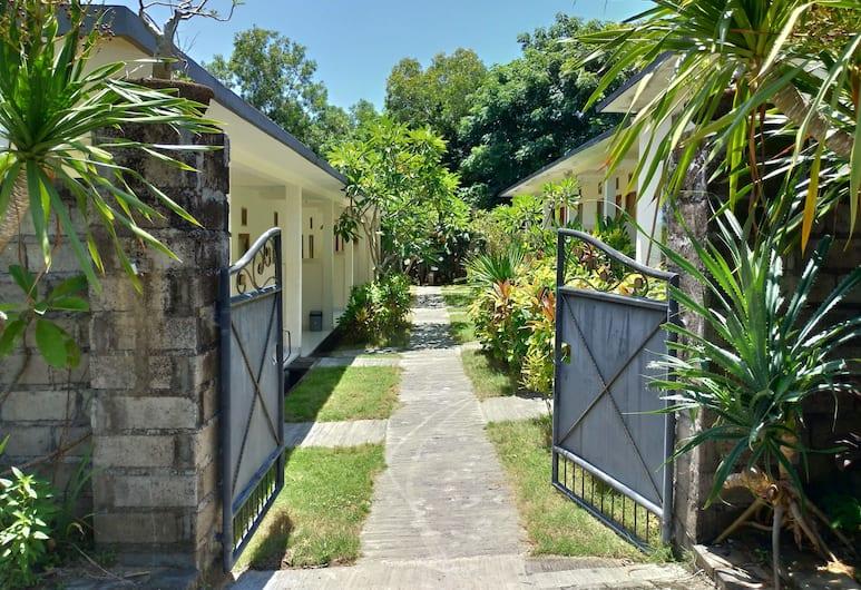 Uluwatu Cahya Guest House, Pecatu, Overnattingsstedets eiendom
