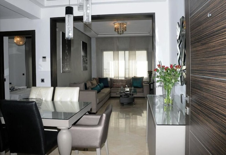 Appartement Luxueux Urban Maarif, Casablanca