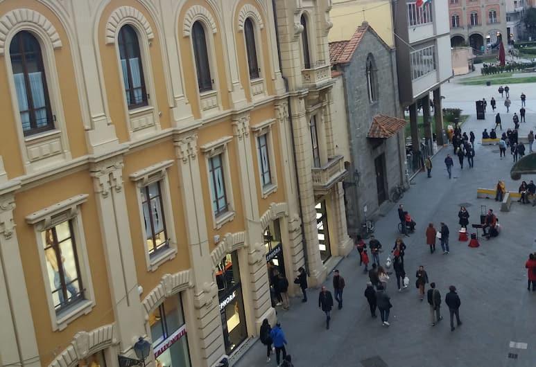 La Maison del Corso B&B, Pisa, Dvojlôžková izba typu Basic, výhľad na mesto, Zobrazenie ulice