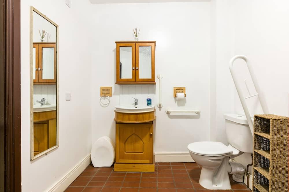 룸, 장애인 지원 (7 pax) - 욕실