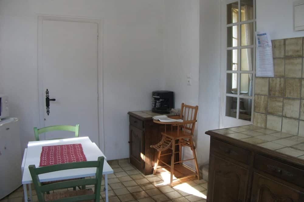 Studio (Occident) - In-Room Dining