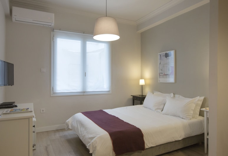 Artemis Apartment at Plaka, Atenas, Apartamento, Quarto