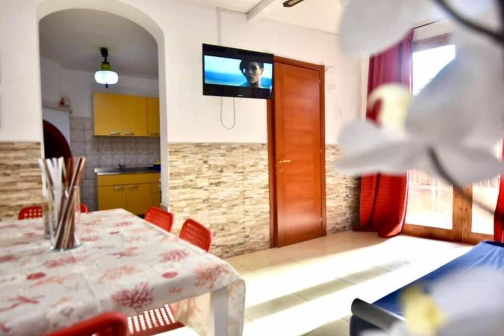Apartment, 1 Bedroom - Restaurant