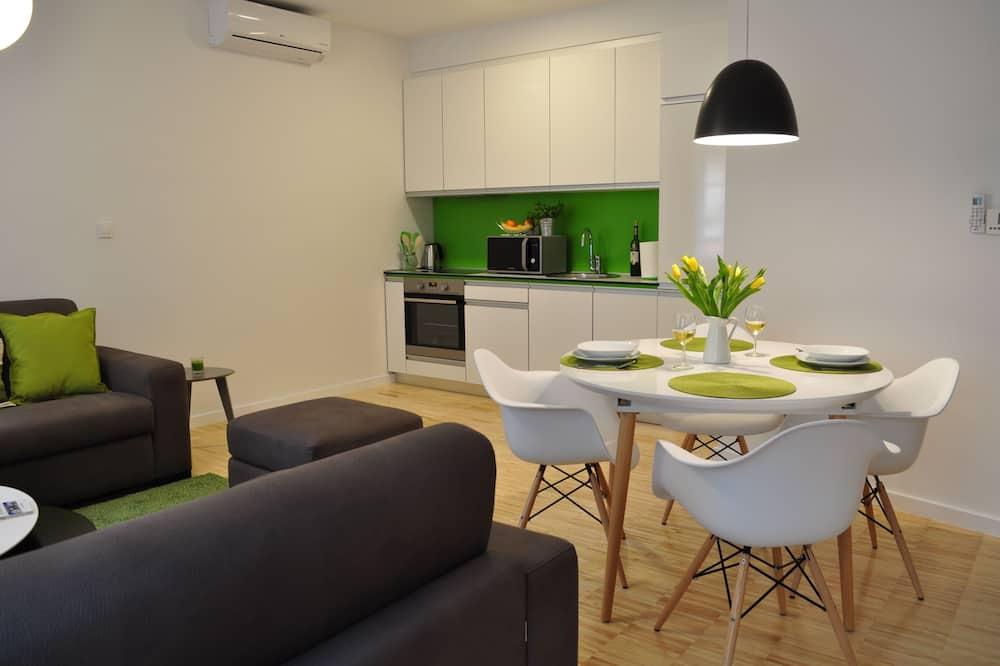 尊尚公寓, 城市景 (Green) - 客廳