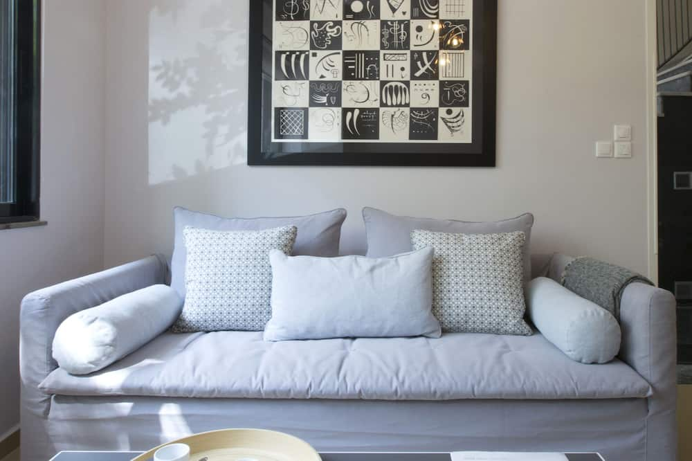 Apartment, Patio - Ruang Tamu