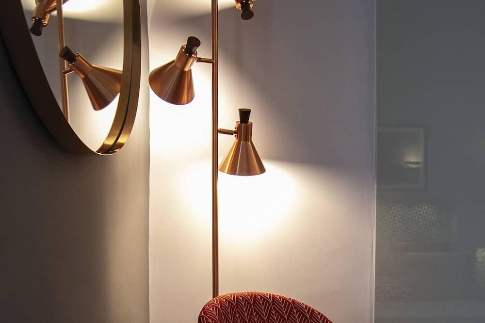 Design Suite, Balcony (Sara) - Living Area