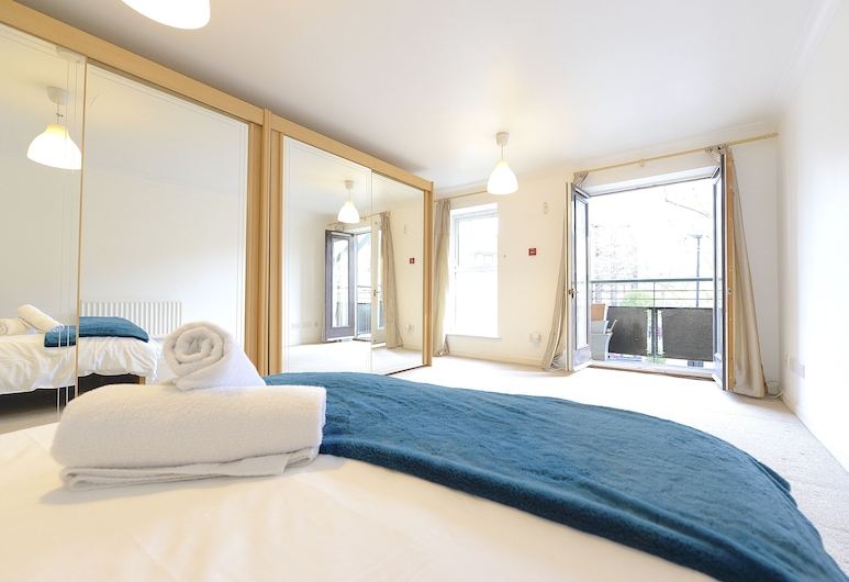 Excel Townhouse, London, Deluxe-Haus, Zimmer