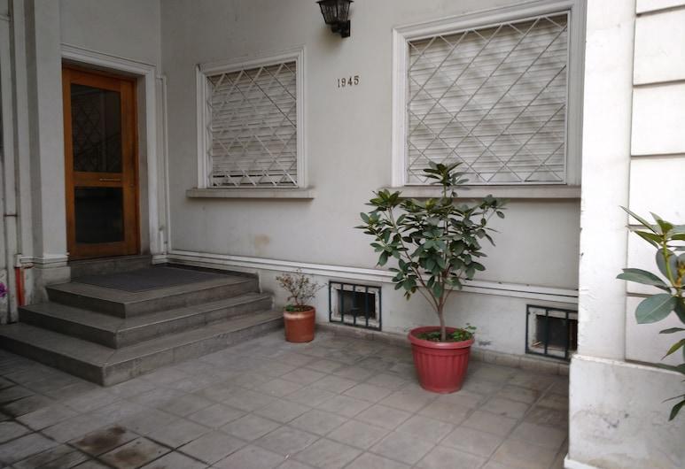 Apartamento Living Lecannelier, Santiago, Property entrance