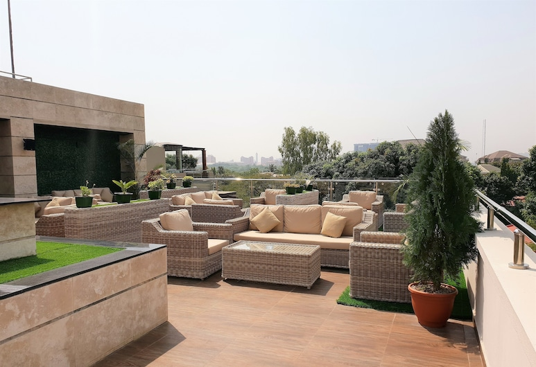 Summerset Continental Hotel By Usuma, Abuja, Hotelový bar