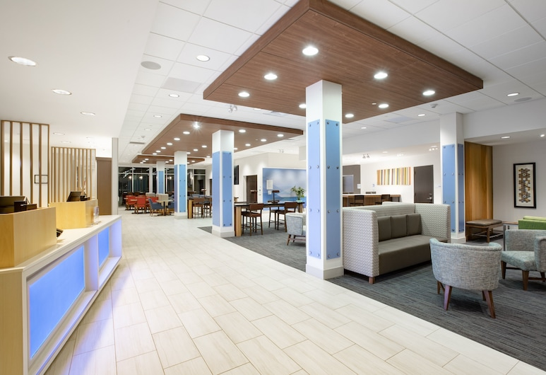 Holiday Inn Express & Suites Ely, אילי, לובי
