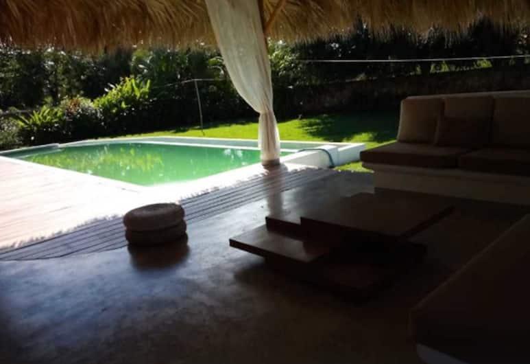 Villas Rosa Patricia, Las Terrenas, Kolam Renang