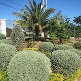 Elitni apartman, 1 queen size krevet i kauč na rasklapanje, za nepušače, pogled na vrt - Terasa/trijem