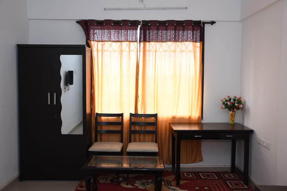 Kamar Double atau Twin Deluks, akses difabel, pemandangan kota - Area Keluarga