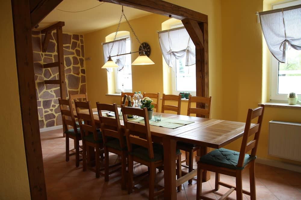 家庭獨棟房屋, 5 間臥室 - 客房餐飲服務