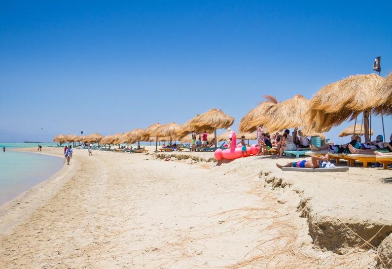 Green Sudr Resort, Ras Sudr, Beach