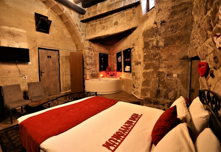 Orion Cave Hotel, Urgup, Honeymoon Suite, Guest Room