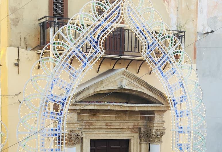Home Chic, Palermo, Appartamento Superior, Vista dalla camera