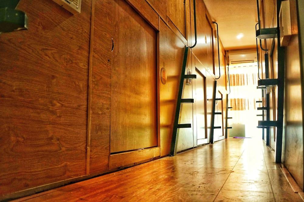 共用宿舍, 男女混合宿舍 (Single Capsule) - 客房