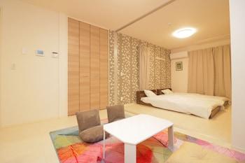 大阪桃谷站 HG 舒適飯店 77 號的相片