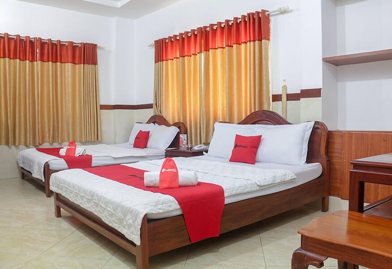 Tan Cuu Long Hotel, Ho Chi Minh City, Standard Double Room, Guest Room