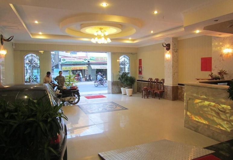 Khách sạn Tân Cửu Long, TP.Hồ Chí Minh, Tiền sảnh