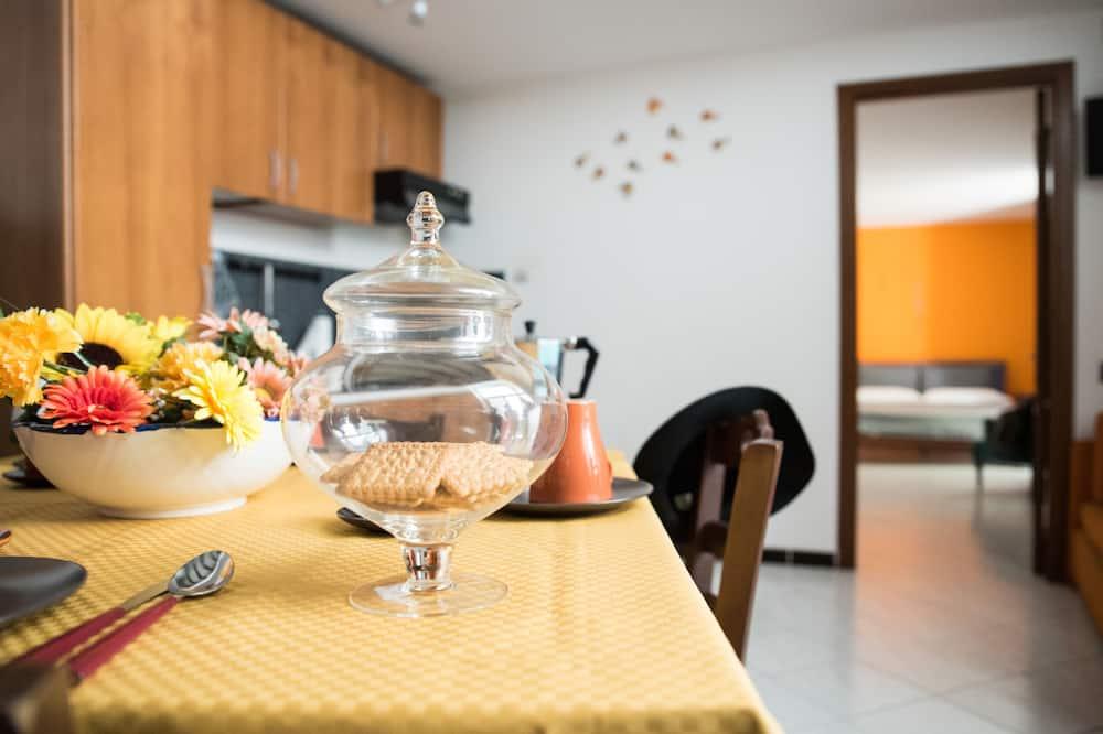 Departamento Confort - Cocina privada