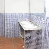 Κρεβάτι Ξενώνα, Μικτός Ξενώνας, Κοινόχρηστο Μπάνιο (1 bed in 14-bed dorm) - Νιπτήρας μπάνιου